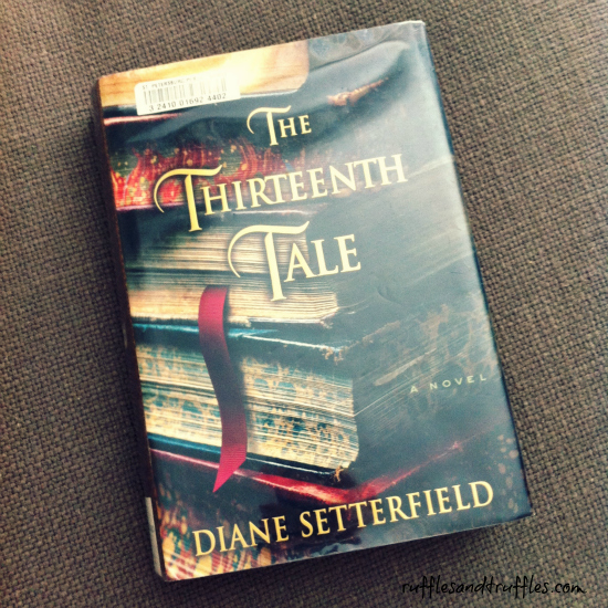 The Thirteenth Tale book cover