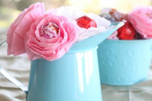 DIY Lollipop Flowers tutorial