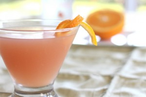grapefruit flirtini