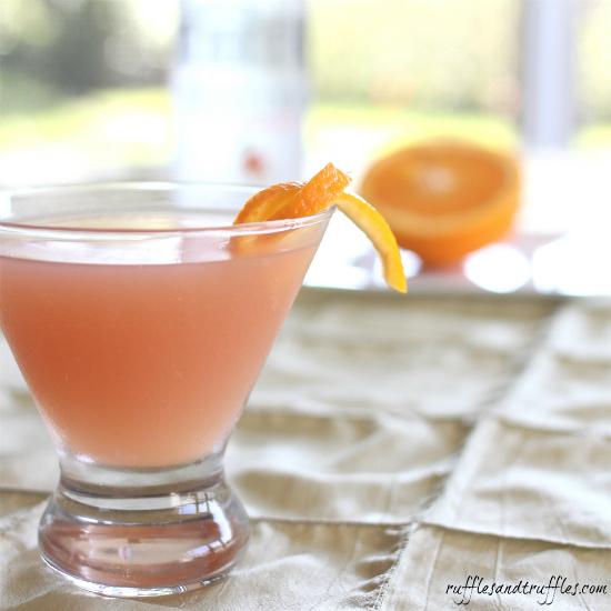 grapefruit flirtini