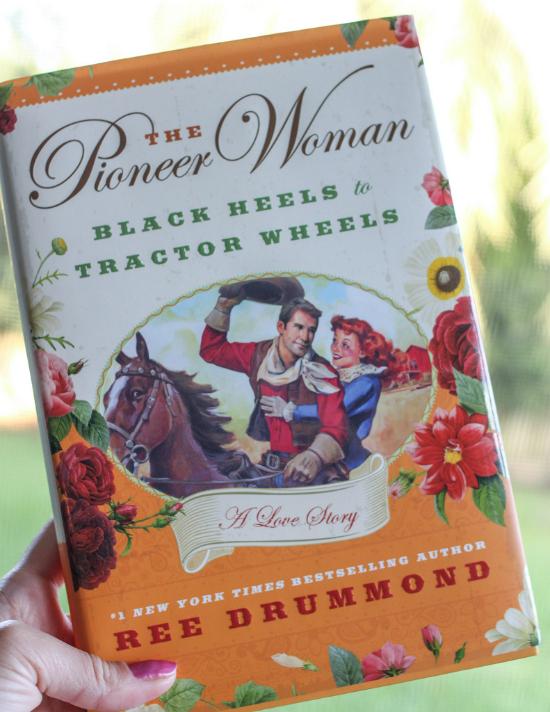 Pioneer Woman book