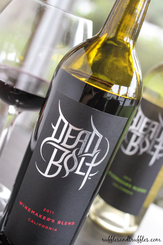 Dead Bolt Winemaker's Blend Red