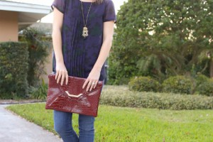 JCrew Toothpick Jean outfit