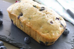 Blueberry Zucchini Bread