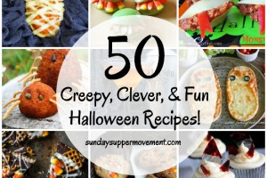 50 Creepy Clever and Fun Halloween Recipes
