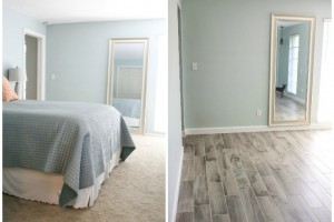 master bedroom and bathroom remodel