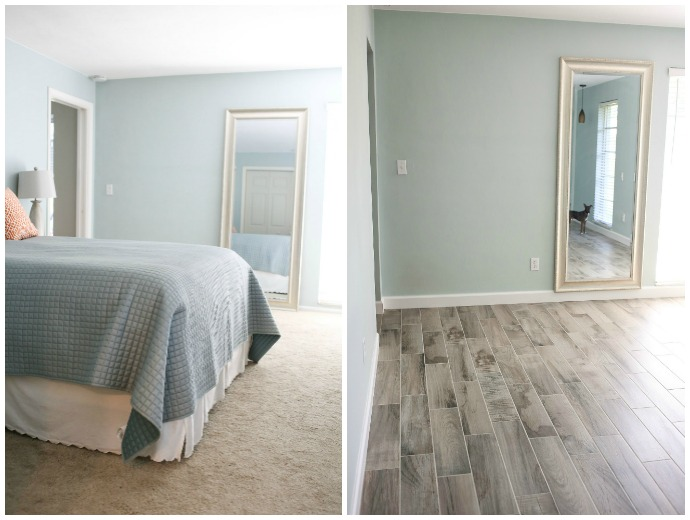 Introducing: Our New Master Bathroom and Bedroom Remodel - Helpful ...