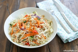 Crispy Asian Noodle Salad