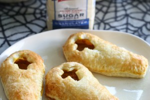 Pumpkin Pie Puff Pastry Coffins