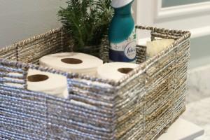 stock up your bathroom essentials