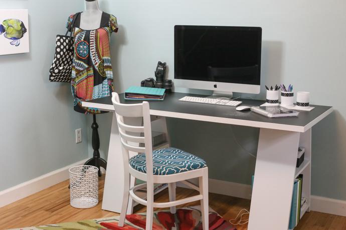 DIY Pen and Office Supply Organizer