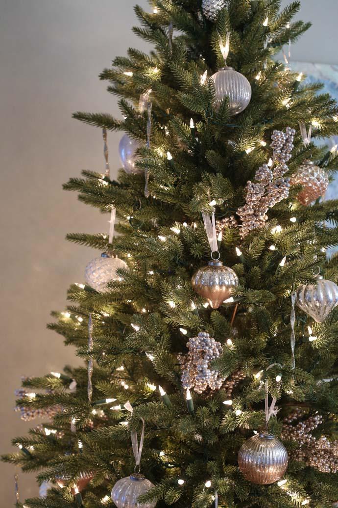 Balsam Hill Christmas Tree.Our Mercury Glass Christmas Tree For 2016 Helpful Homemade
