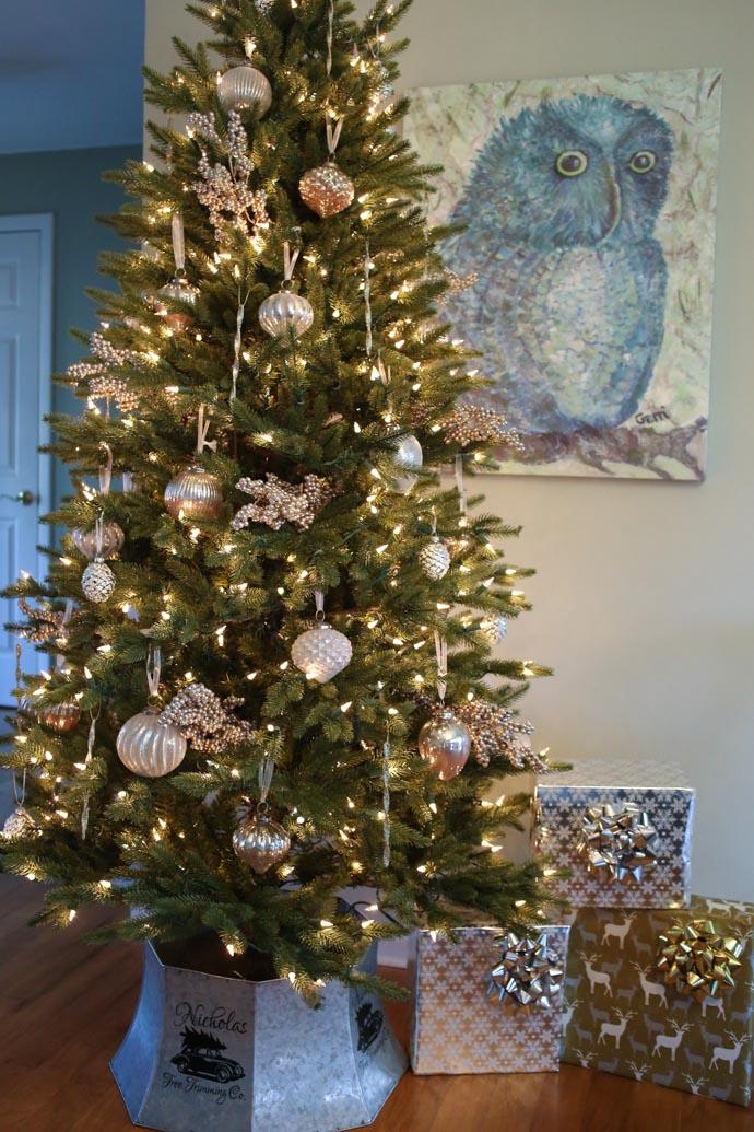 Mercury Glass Christmas Tree Balsam Hill