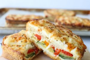 Vegetarian Croque Monsieur