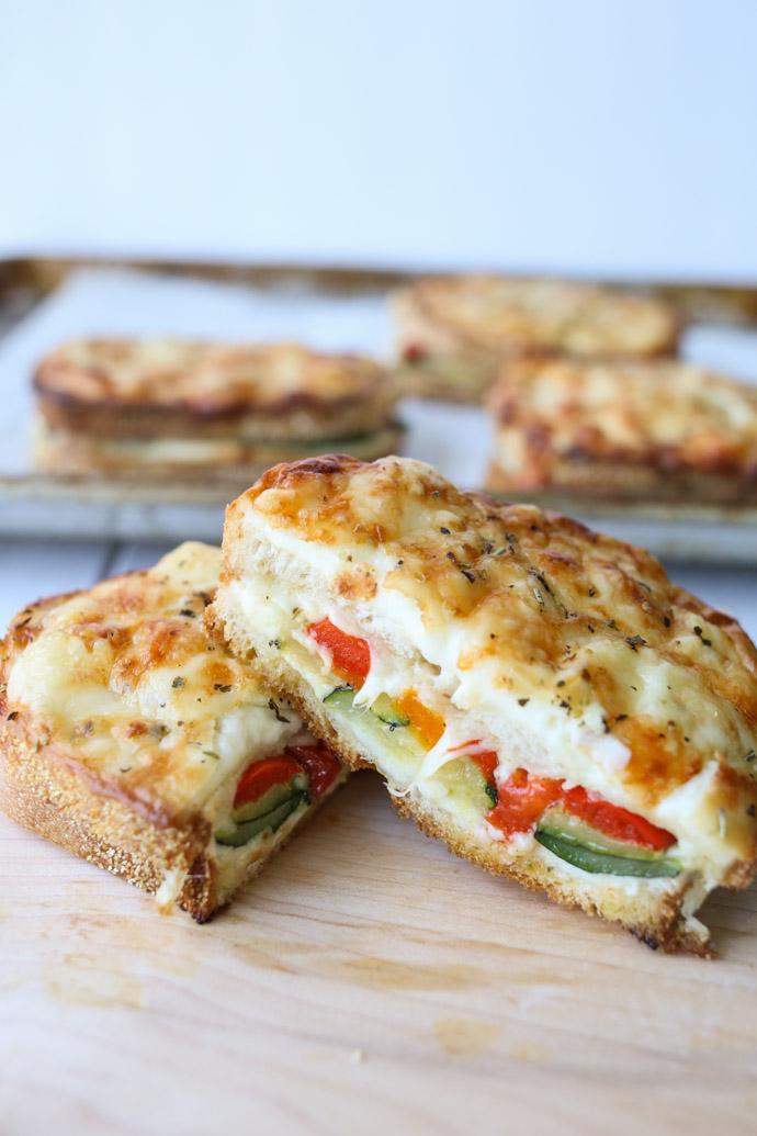 Vegetarian Croque Monsieur