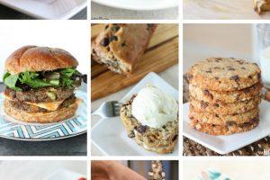 Helpful Homemade Food Collage