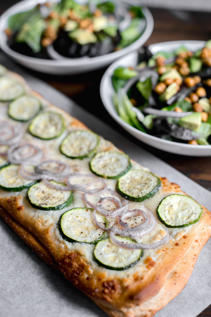 A Twist on Caesar Salad