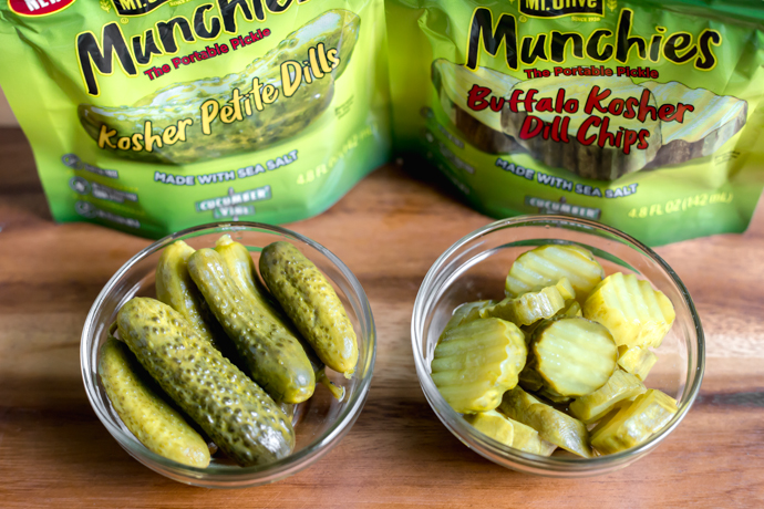 Mt. Olive Pickle Pouches